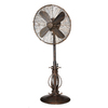 Designer Aire 18-in 3-Speed Oscillation Stand Fan