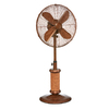Design Aire 18-in 3-Speed Oscillating Misting Stand Fan