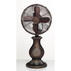 DECO BREEZE 10-in 3-Speed Oscillating Fan