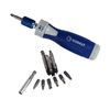 Kobalt 13-Piece 2-in Ratcheting Multi-Bit Screwdriver