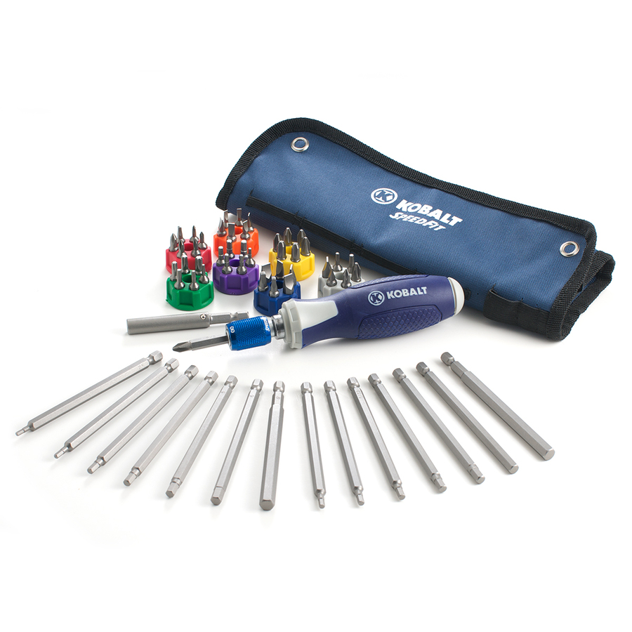 Shop Kobalt Driving Multi-Bit Hand Tool Set at Lowes.com