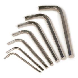 Project Source 7-Piece Flat End Hex Key Set