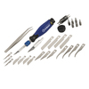 Kobalt 1-in x 5-in 36-Piece Knife and Micro Screwdriver