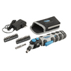 SpeedHex Flipout 8-Volt Max Cordless Driver with 19-Piece Bit Set