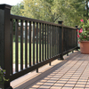 Fiberon HomeSelect 2-Pack Black Composite Deck Handrails (Common: x 6-ft; Actual: 3.5-in x 4-in x 6-ft)