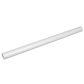 Fiberon 104-in White ADA Round Handrail