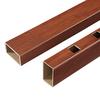 Fiberon 3.5-in x 4-in x 6-ft Mahogany Composite Deck Railing