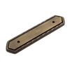 RK International Brass Cabinet Backplate