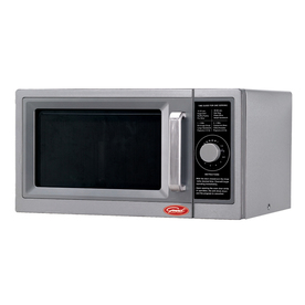 General 1 cu ft 1000-Watt Countertop Microwave (Stainless Steel)