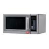 General 1-cu ft 1,000-Watt Countertop Microwave (Stainless Steel)