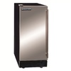 Maxx Ice 14-5/8-in 25 lb Capacity Freestanding/Built-In Ice Maker (Stainless Steel)