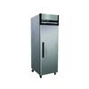 Maxx Cold 23-cu ft Commercial Freezerless Refrigerator (Stainless Steel) ENERGY STAR