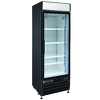 Maxx Cold 23-cu ft Frost-Free Commercial Upright Freezer (Black)