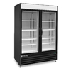 Maxx Cold 48-cu ft Frost-Free Commercial Upright Freezer (Black)