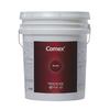 Comex White (White Base) Semi-Gloss Latex Interior Paint (Actual Net Contents: 620-fl oz)