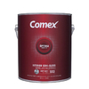 Comex 120 fl oz Interior Semi-Gloss White Paint