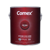 Comex 116 fl oz Interior Semi-Gloss White Paint