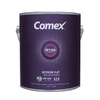 Comex 120 fl oz Interior Flat White Paint
