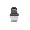 Utilitech 70-Watt Black Metal Halide Dusk-To-Dawn Security Light