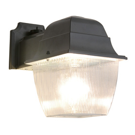 Shop Utilitech 70-Watt Bronze Dusk-to-Dawn Security Light at Lowes.