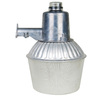Utilitech 100-Watt Silver Metal Halide Dusk-To-Dawn Security Light