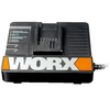 WORX 18-Volt Li-ion 1/2-Hour Quick Charger