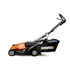 WORX 36-Volt 19-in Cordless Electric Push Lawn Mower