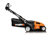 WORX Intellicut 36-Volt 19-in Cordless Electric Self-Propelled Push Lawn Mower