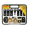 ROCKWELL SoniCrafter 15-Piece Oscillating Accessory Set