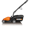 WORX Intellicut 24-Volt 14-in Cordless Electric Push Lawn Mower