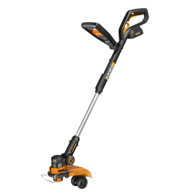WORX 20-Volt GT 2.0 12-in Straight Cordless String Trimmer and Edger
