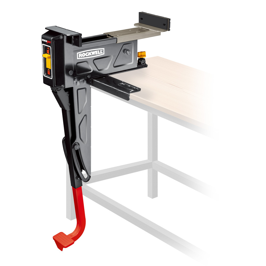 Shop Rockwell Steel Clamping Holding Bench Vise At