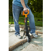 WORX JawSaw 20-Volt Lithium Ion (Li-ion) 6-in Cordless Electric Chainsaw