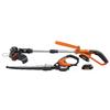 WORX 2-Piece Cordless Power Equipment Combo Kit