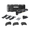 ROCKWELL 32-Piece Corded 3.5-Amp Oscillating Tool Kit