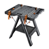 WORX 26.6-in W x 36-in H Plastic Work Bench