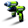 ROCKWELL 12-Volt Lithium Ion Drill/Driver and Impact Driver Kit