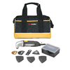 ROCKWELL SoniCrafter 21-Piece 2.3-Amp Oscillating Tool Kit