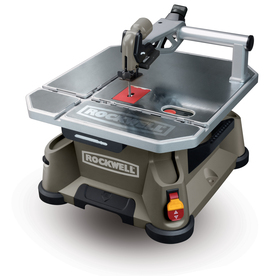 ROCKWELL BladeRunner 5.5-Amp 4-in Table Saw