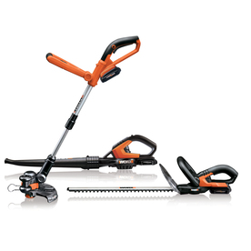 WORX 20-Volt 10-in Cordless String Trimmer and Edger