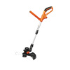 WORX 6-Amp 15-in Corded Electric String Trimmer and Edger