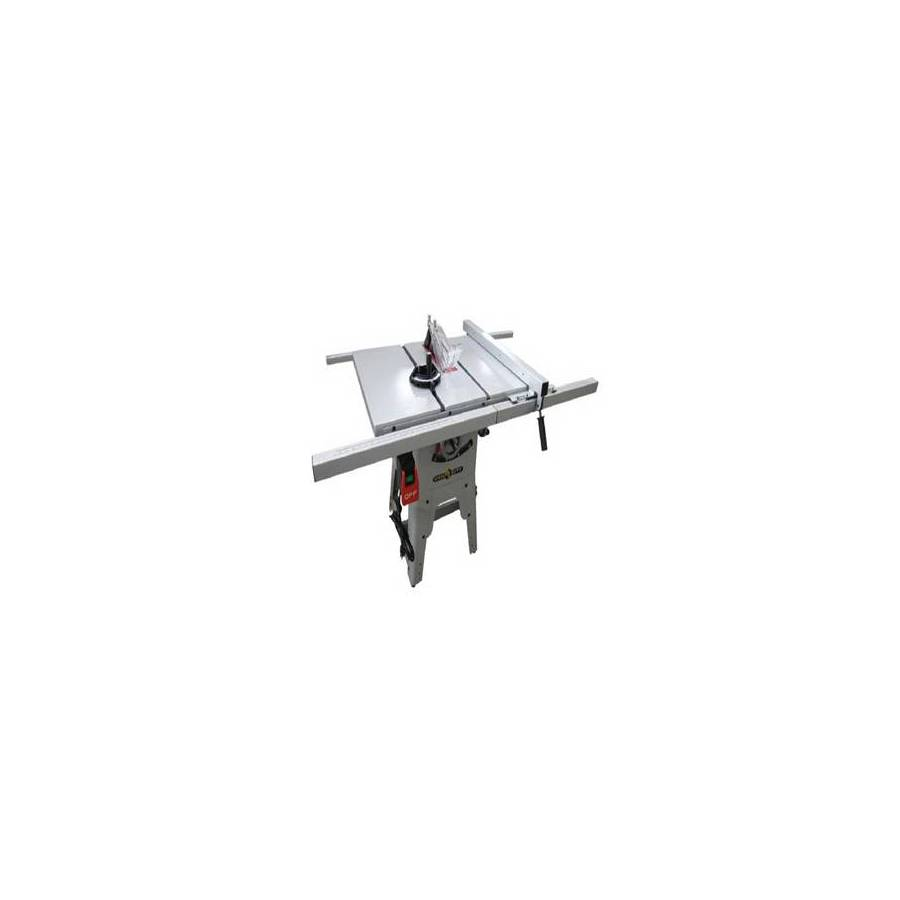 Shop steel city 1 5 hp 10 table saw at for 10 inch table saw lowes