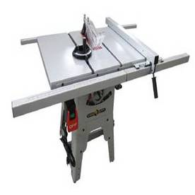 "STEEL CITY 1.5-HP 10"" Table Saw"