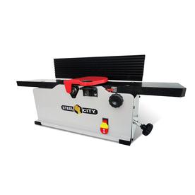 STEEL CITY 115-Volt Bench Jointer