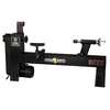 STEEL CITY 24-in x 50-in Mini Wood Lathe