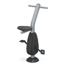 Ultra Play FitTech Upright Cycle Magnetic Outdoor Stationary Exercise Bike