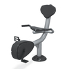 Ultra Play FitTech Recumbent Cycle Magnetic Outdoor Stationary Exercise Bike