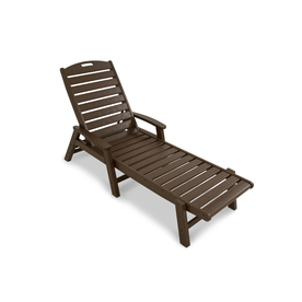 Shop Trex Outdoor Furniture Yacht Club Slat Seat Plastic Patio