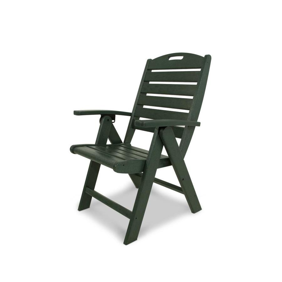 Plastic patio chair Plastic outdoor furniture