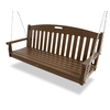Trex Outdoor Furniture 3-Seat Plastic Casual Tree House Swing